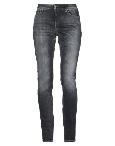 Фото - Джинсовые брюки от CAMBIO черного цвета