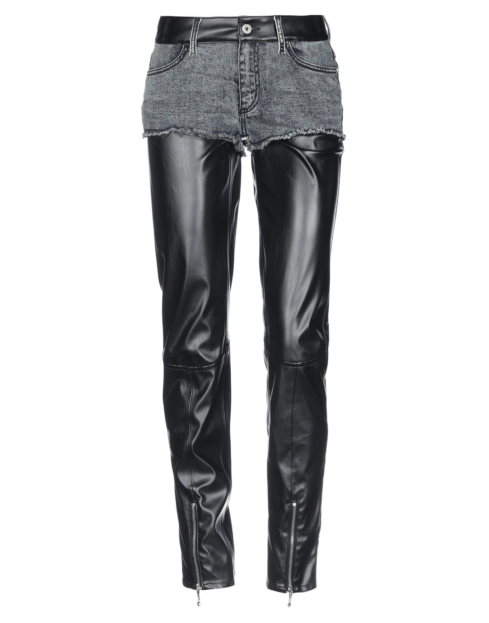 JUST CAVALLI Джинсовые брюки цена 2017