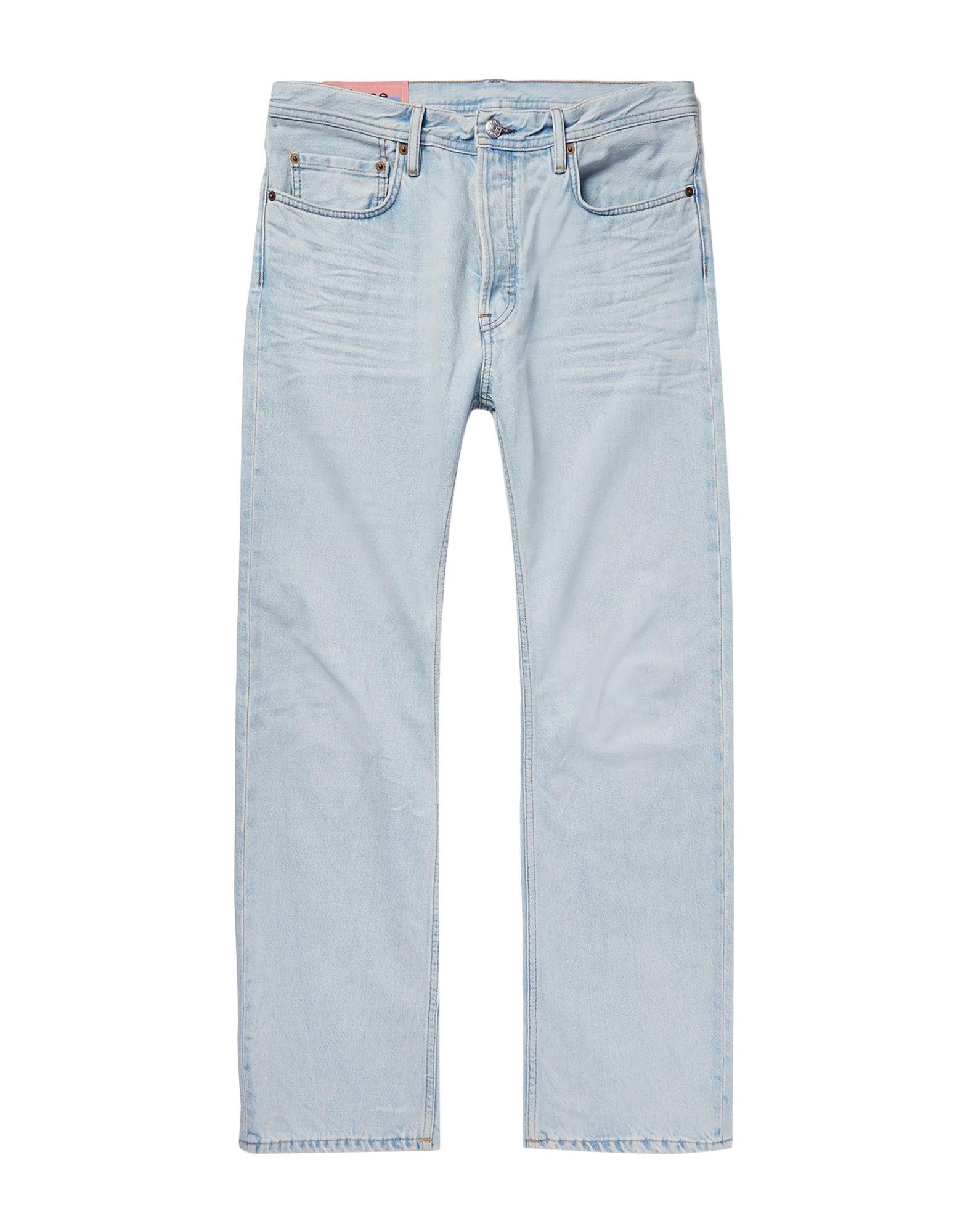 ACNE STUDIOS BLÅ KONST Джинсовые брюки