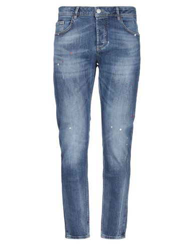 Фото - Джинсовые брюки от HAMAKI-HO синего цвета
