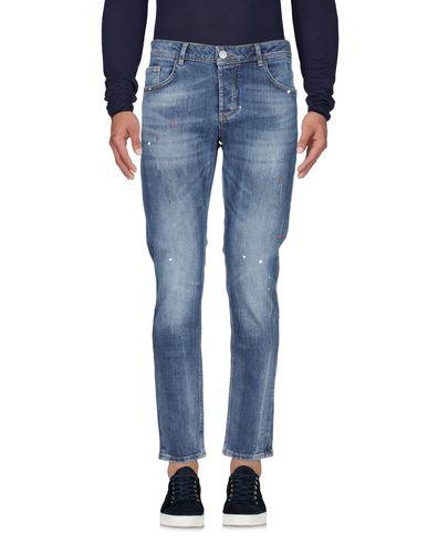 Фото 2 - Джинсовые брюки от HAMAKI-HO синего цвета