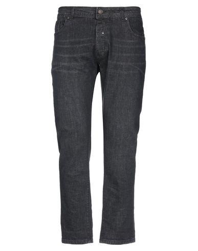 Фото - Джинсовые брюки от OUTFIT черного цвета