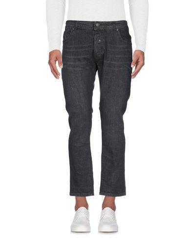 Фото 2 - Джинсовые брюки от OUTFIT черного цвета