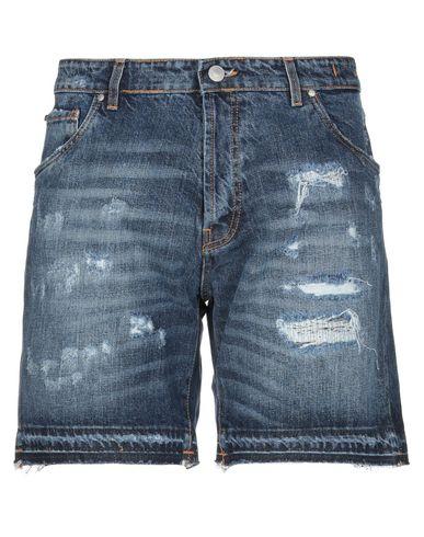 Фото - Джинсовые шорты от LIU •JO MAN синего цвета