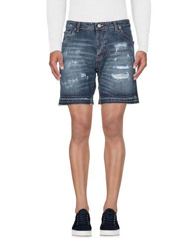 Фото 2 - Джинсовые шорты от LIU •JO MAN синего цвета