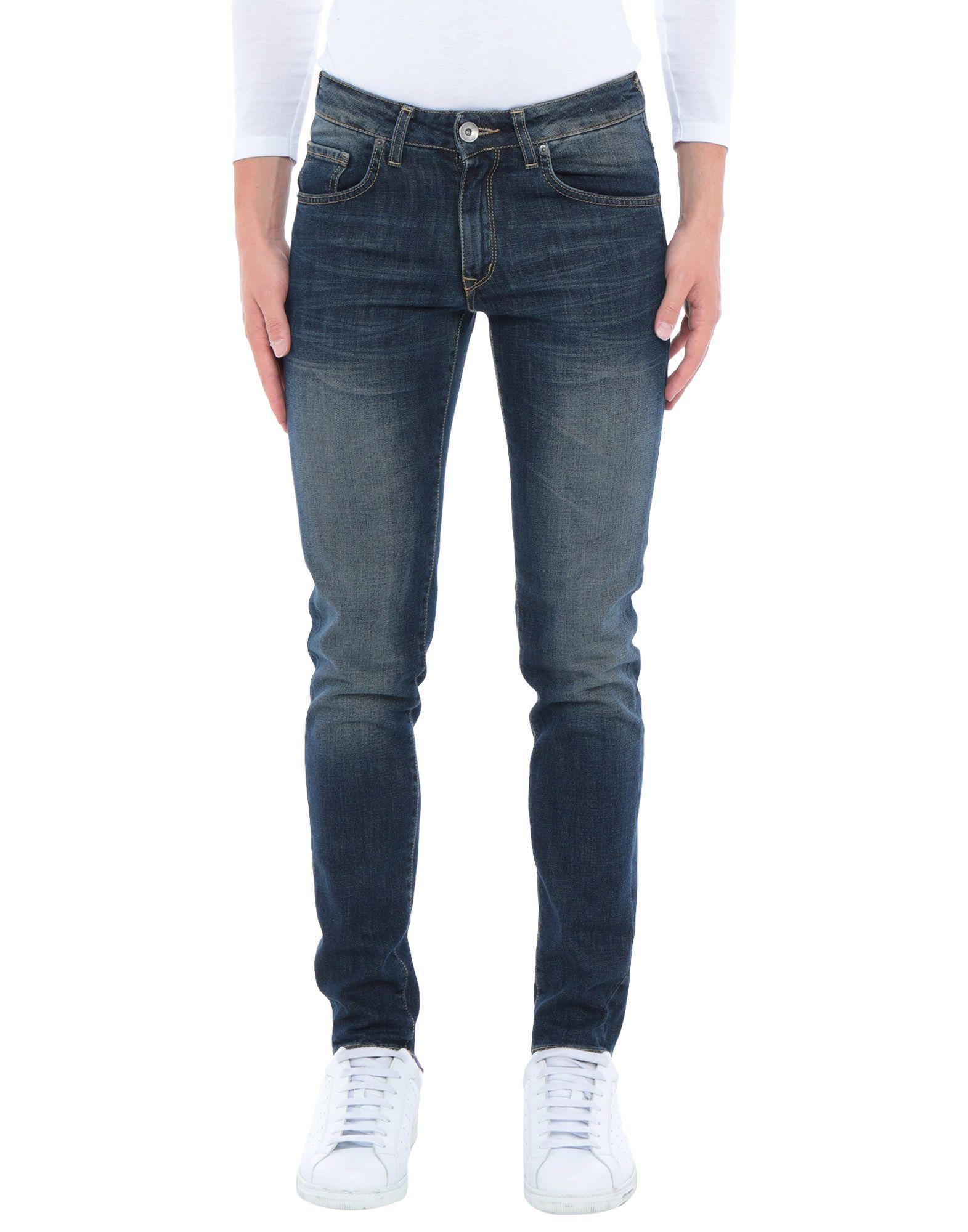 HAPPER & CO Джинсовые брюки стоимость