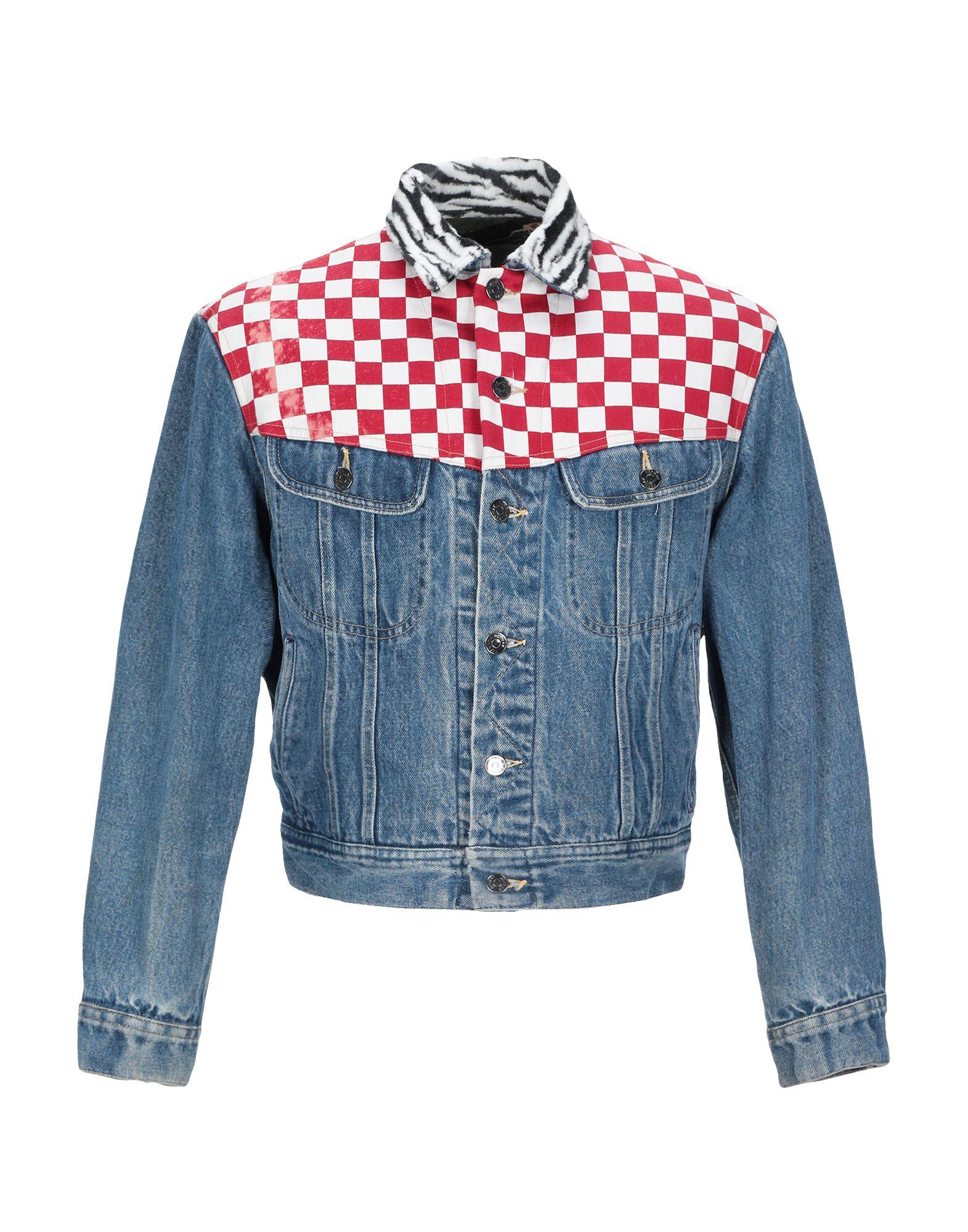 HERMAN MARKET Джинсовая верхняя одежда herman market футболка