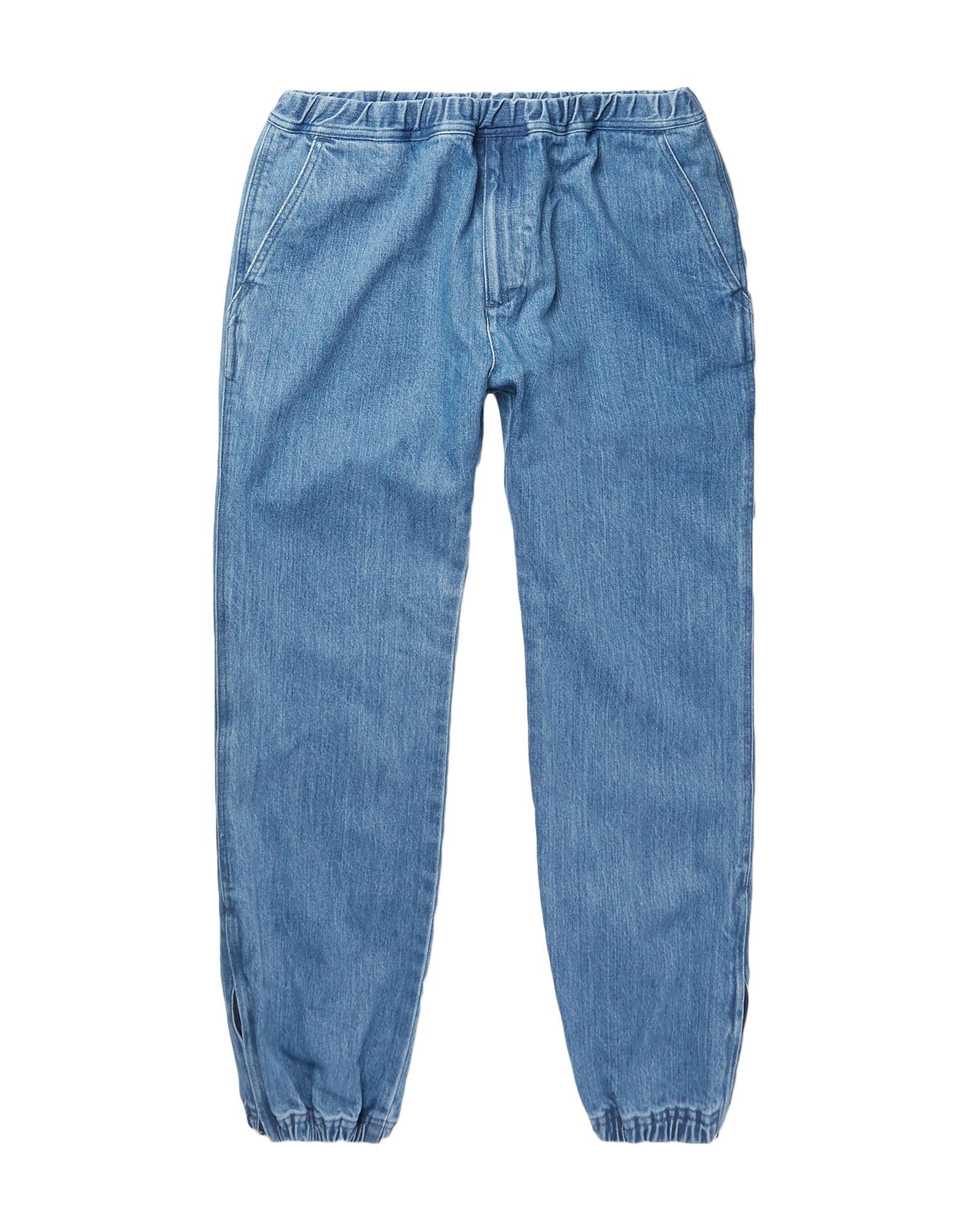 BEAMS Джинсовые брюки цена