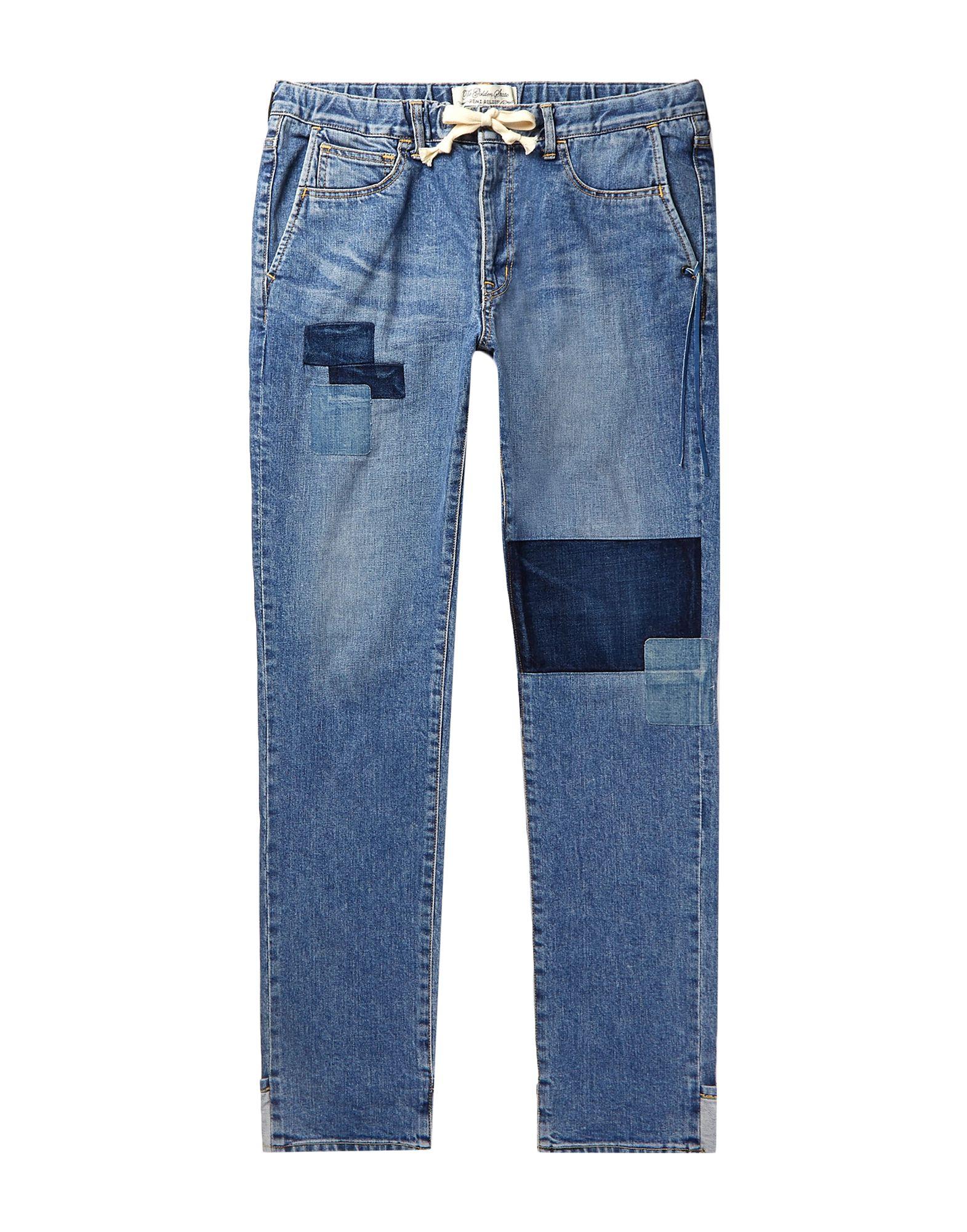 《期間限定 セール開催中》REMI RELIEF メンズ ジーンズ ブルー XL コットン 95% / ポリウレタン 5%