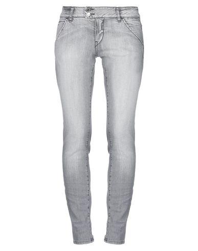 Купить Джинсовые брюки серого цвета