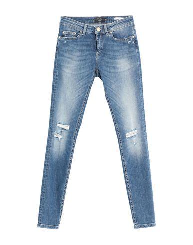 Фото - Джинсовые брюки от NO LAB синего цвета