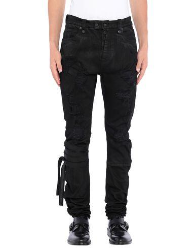 Купить Джинсовые брюки от BEN TAVERNITI™ UNRAVEL PROJECT черного цвета