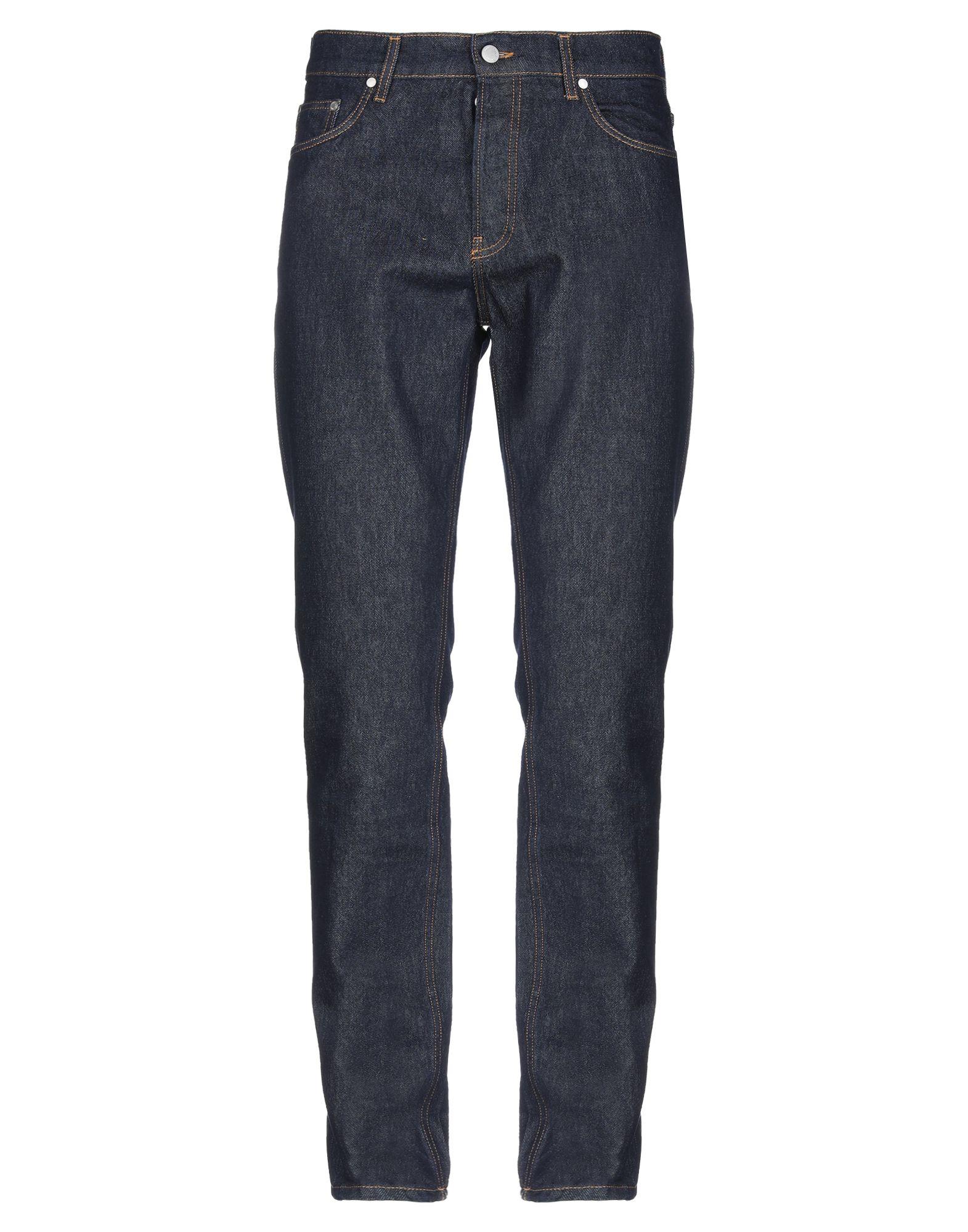 NORSE PROJECTS Джинсовые брюки цена