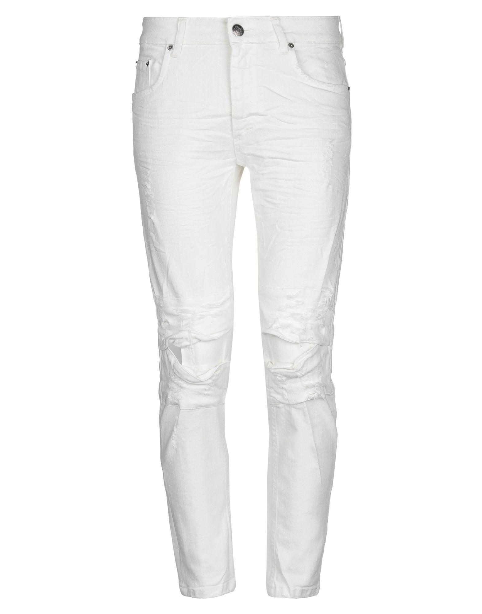 RÊVER Paris Джинсовые брюки цена 2017