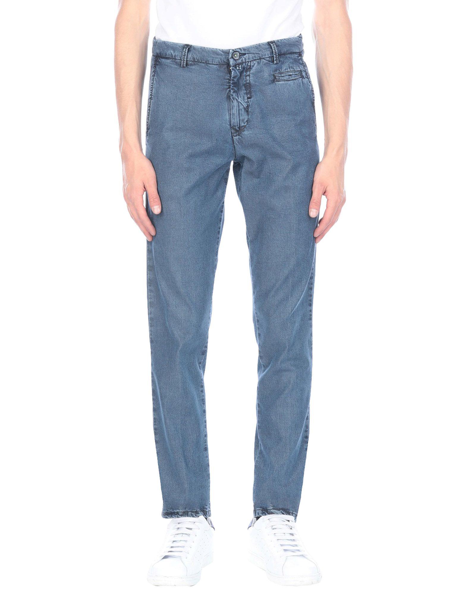 купить BARBATI Джинсовые брюки дешево