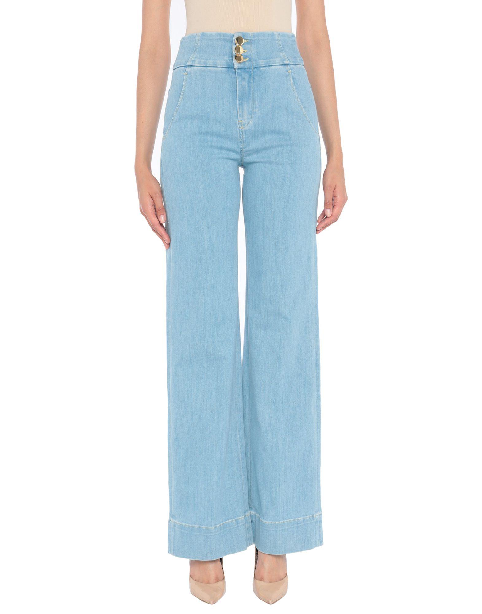 L' AUTRE CHOSE Джинсовые брюки l autre chose soleil пляжные брюки и шорты page 5