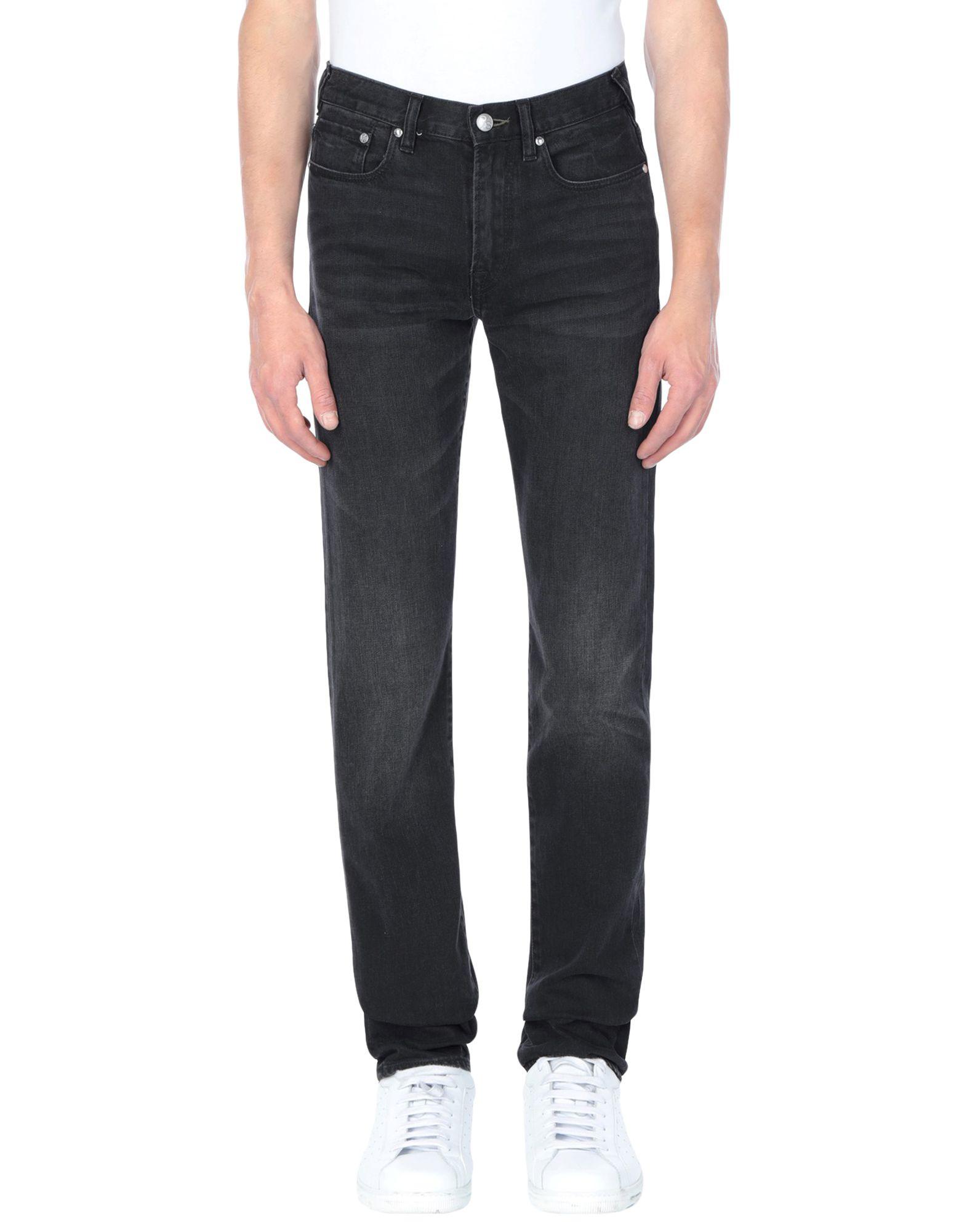 купить PS PAUL SMITH Джинсовые брюки по цене 10000 рублей