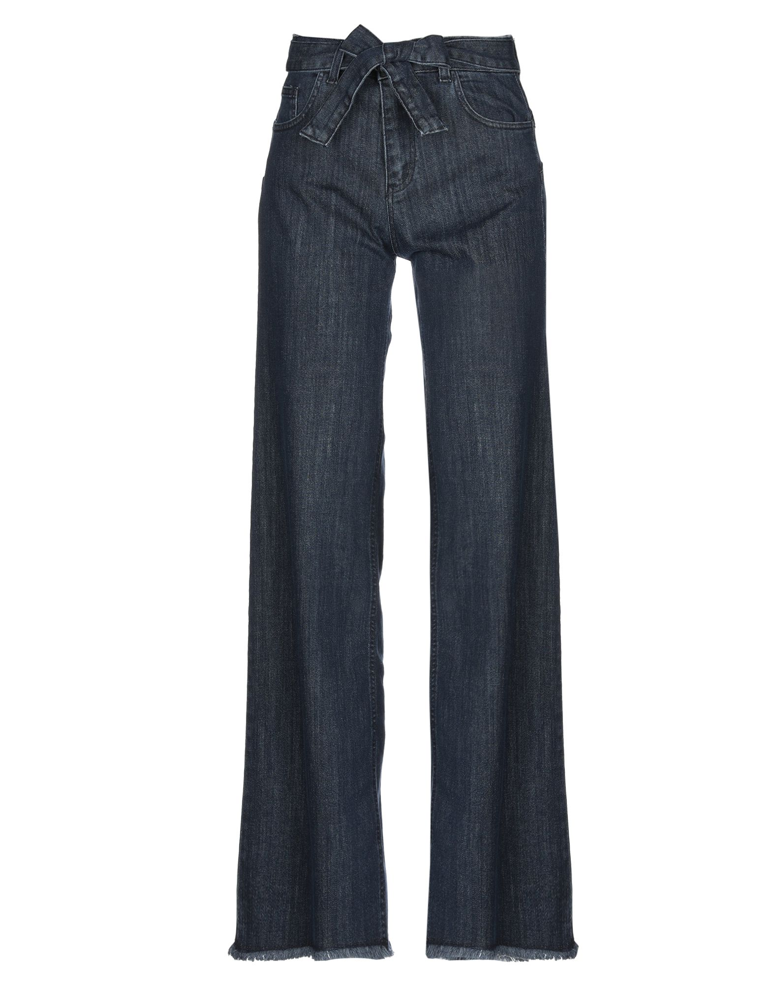 PAOLA PRATA Джинсовые брюки paola prata брюки капри