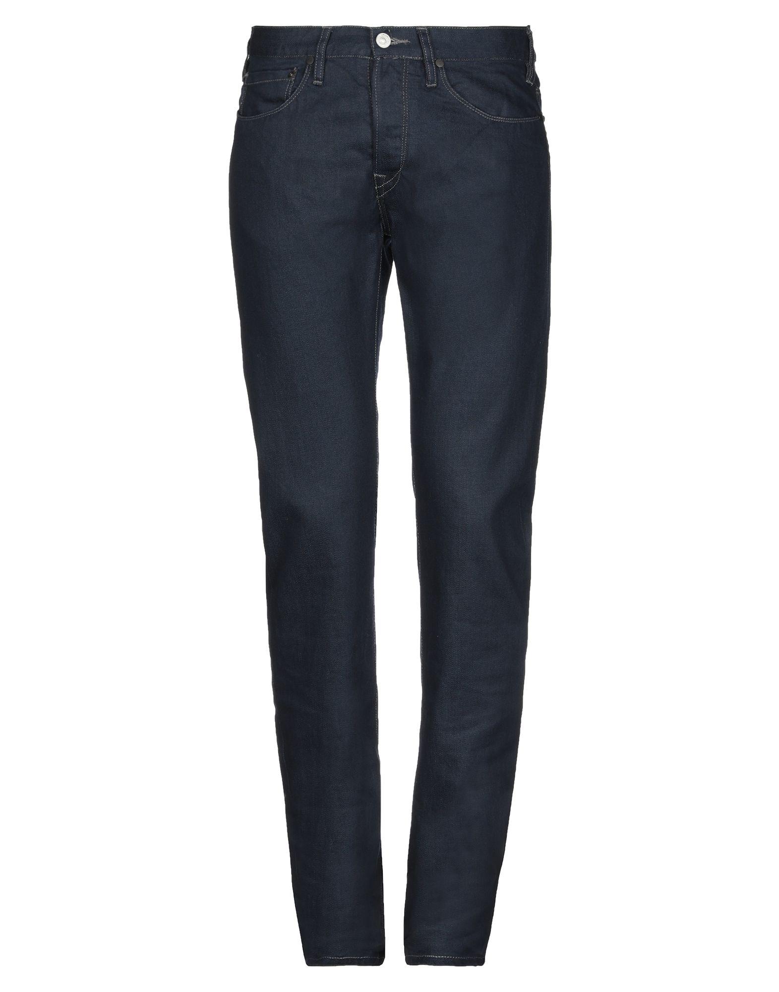 купить PAUL SMITH Джинсовые брюки по цене 10500 рублей