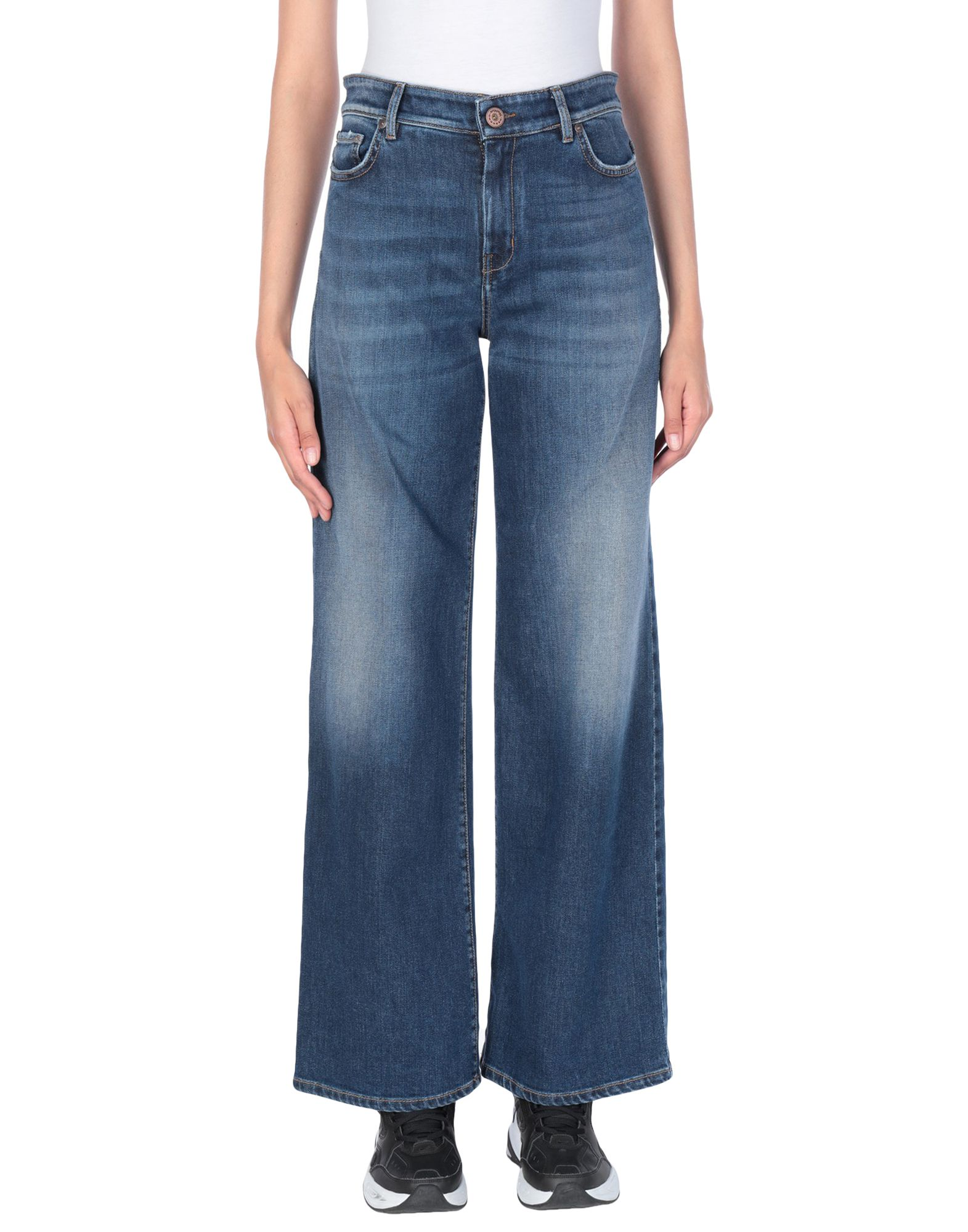 WEEKEND MAX MARA Джинсовые брюки цена 2017