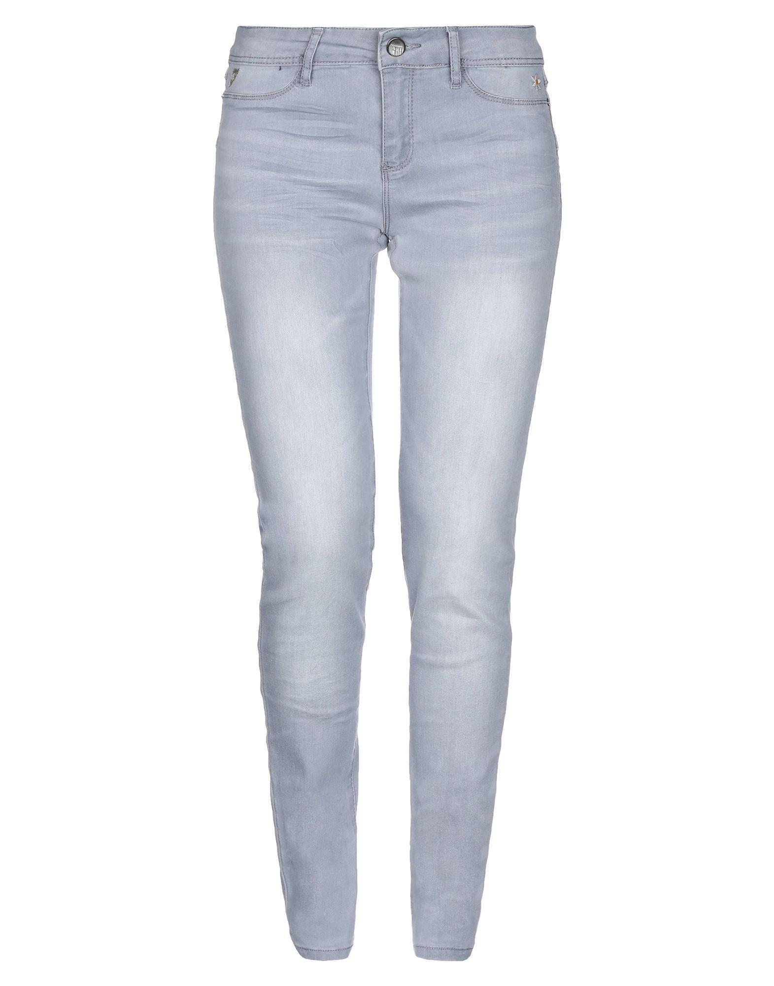 цены DESIGUAL Джинсовые брюки