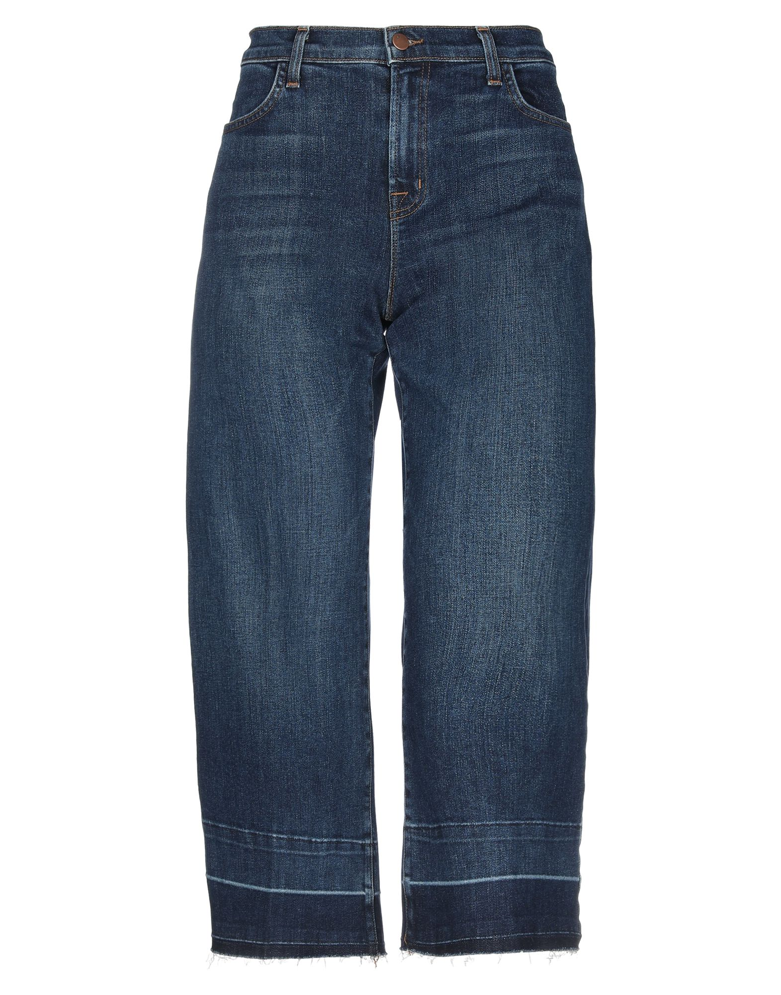 J BRAND Джинсовые брюки-капри цена 2017