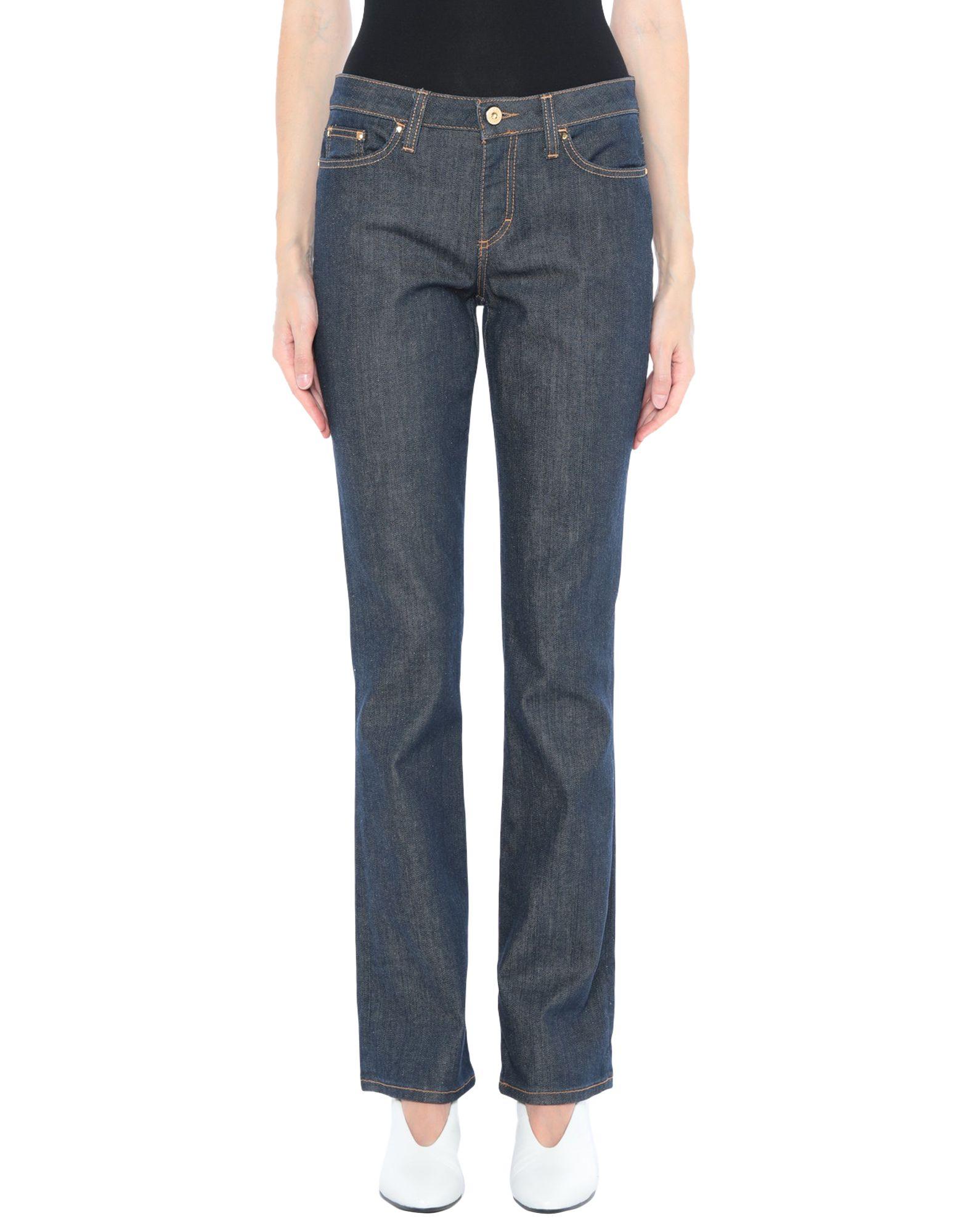 GAI MATTIOLO Джинсовые брюки gai mattiolo jeans джинсовые брюки