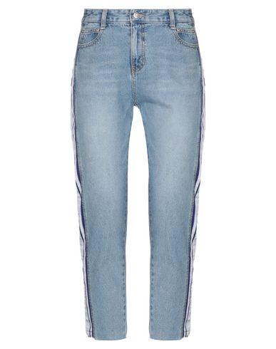 Фото - Джинсовые брюки от SJYP синего цвета