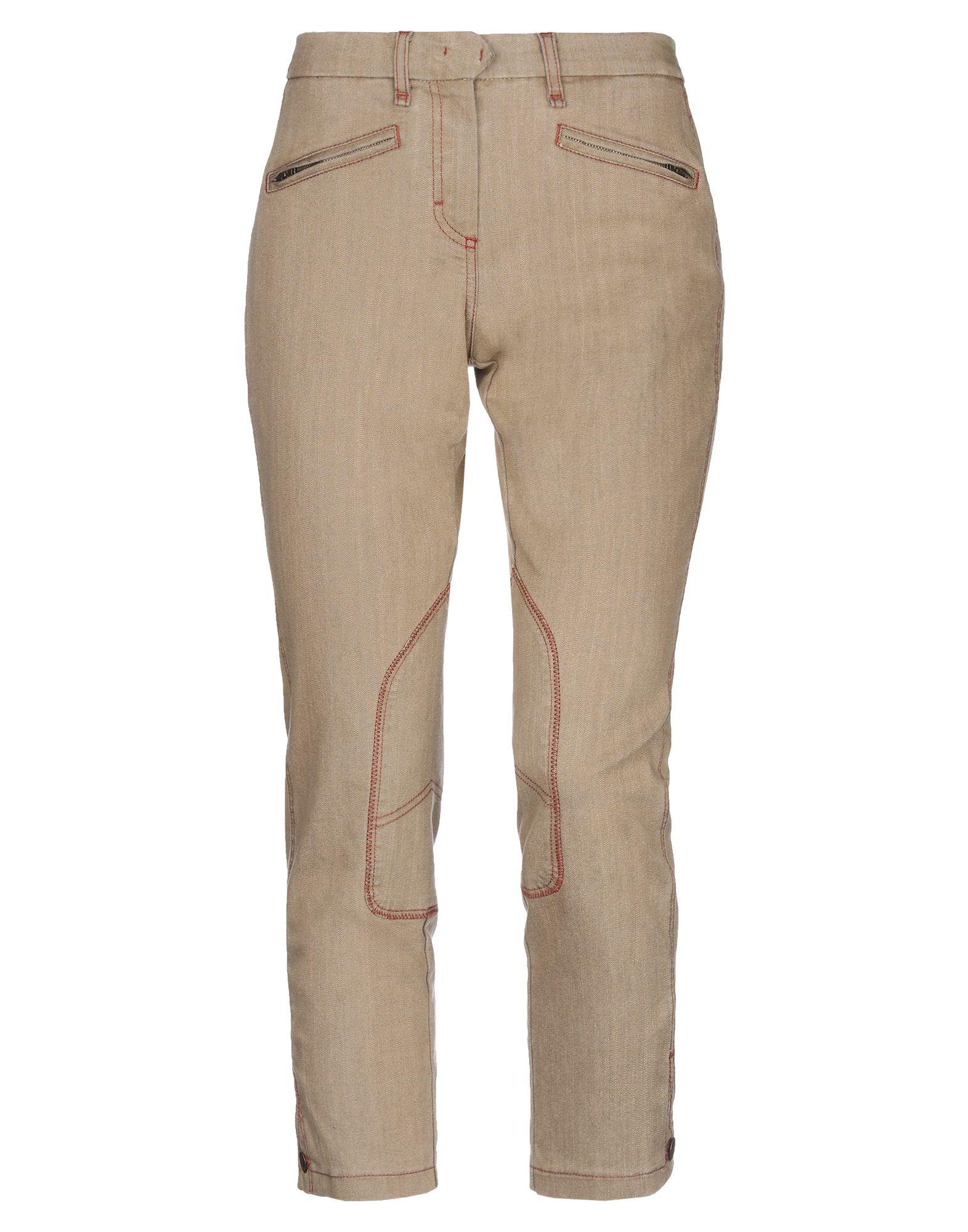 CLIPS Джинсовые брюки-капри