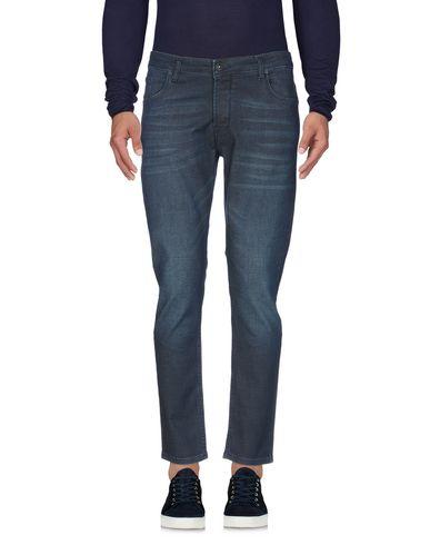 Фото 2 - Джинсовые брюки от FIVE POCKET синего цвета