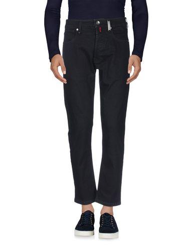 Фото 2 - Джинсовые брюки от HIGH by CLAIRE CAMPBELL темно-синего цвета