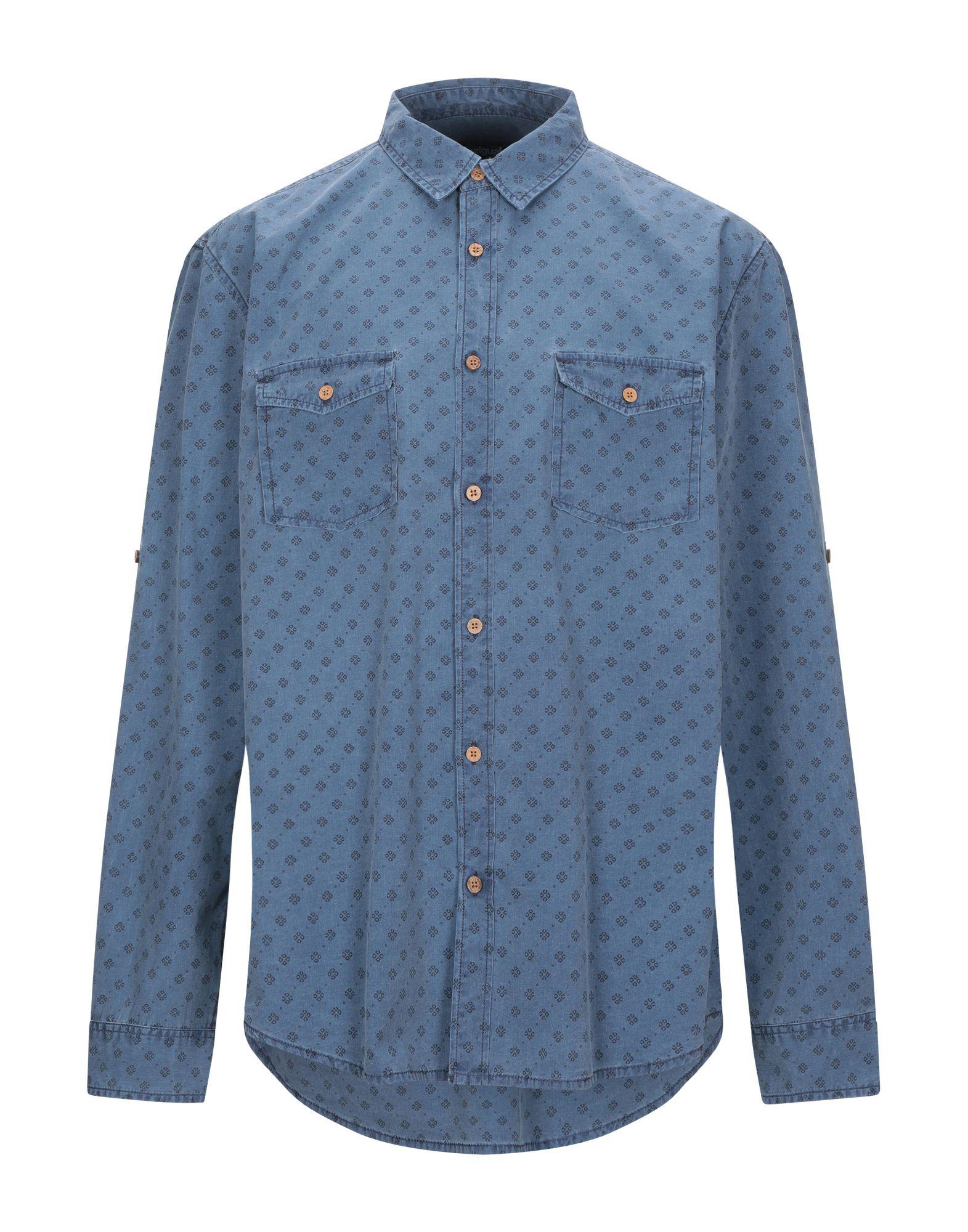 DESIGUAL Джинсовая рубашка недорго, оригинальная цена