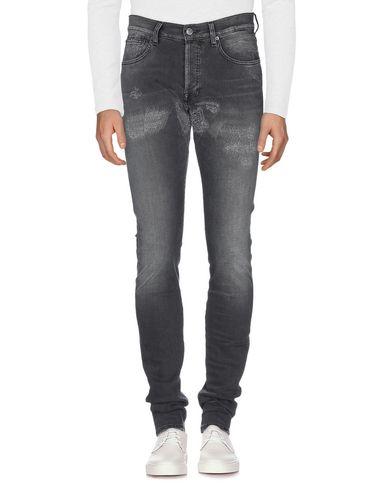 Фото 2 - Джинсовые брюки от PRPS черного цвета