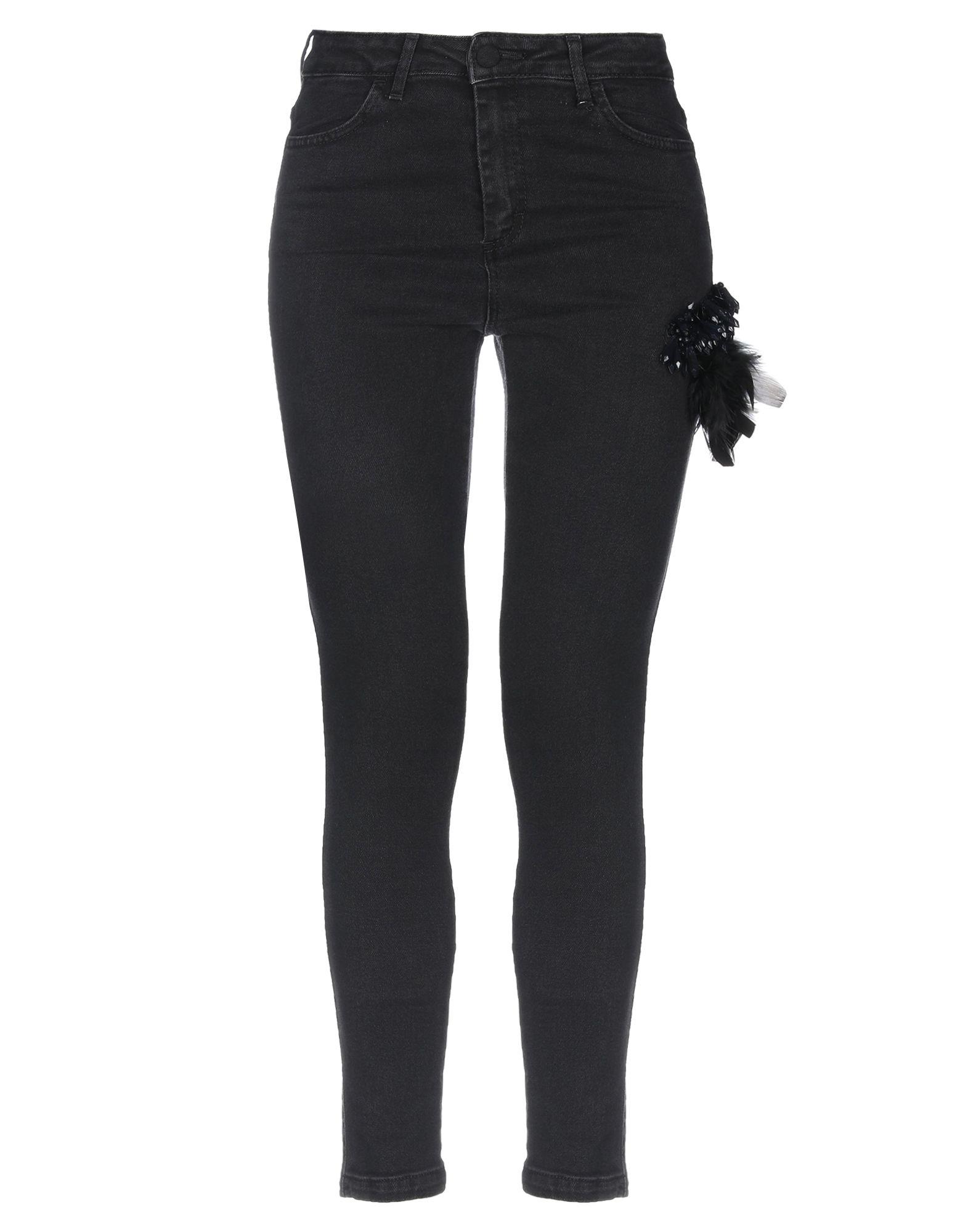 купить GIORGIA & JOHNS Джинсовые брюки онлайн