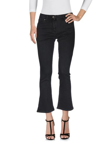 Фото 2 - Джинсовые брюки от 19.70 NINETEEN SEVENTY цвет стальной серый