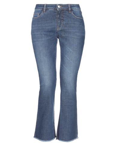 Фото - Джинсовые брюки от NINE:INTHE:MORNING синего цвета