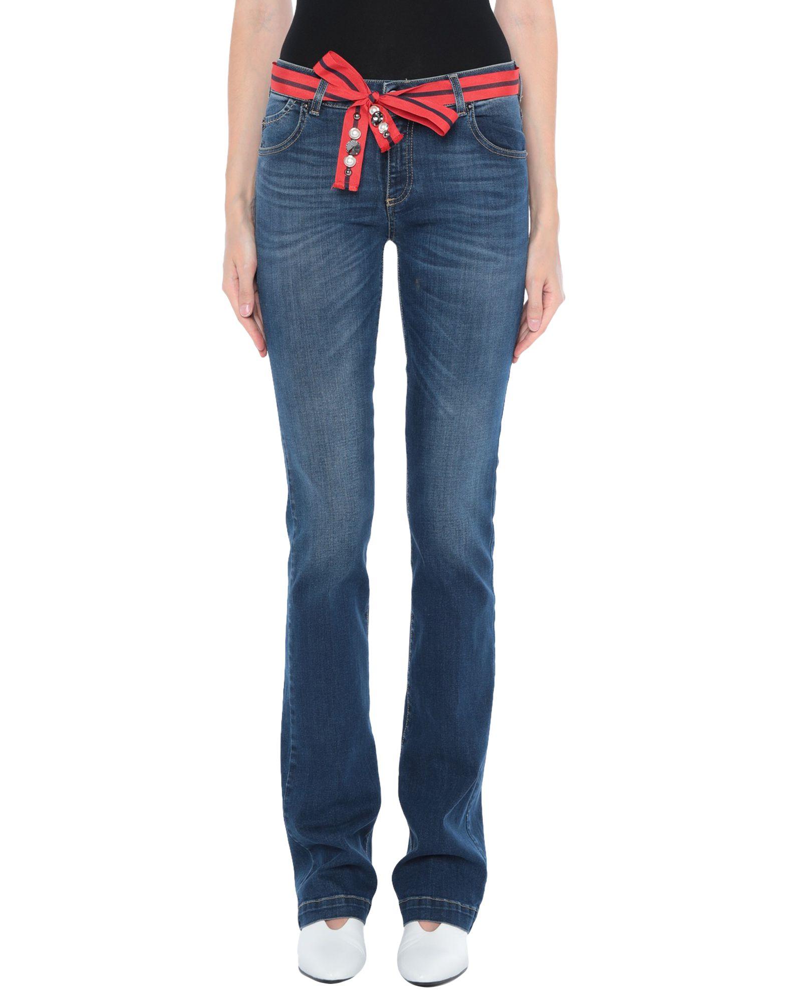 купить KOCCA Джинсовые брюки по цене 2550 рублей