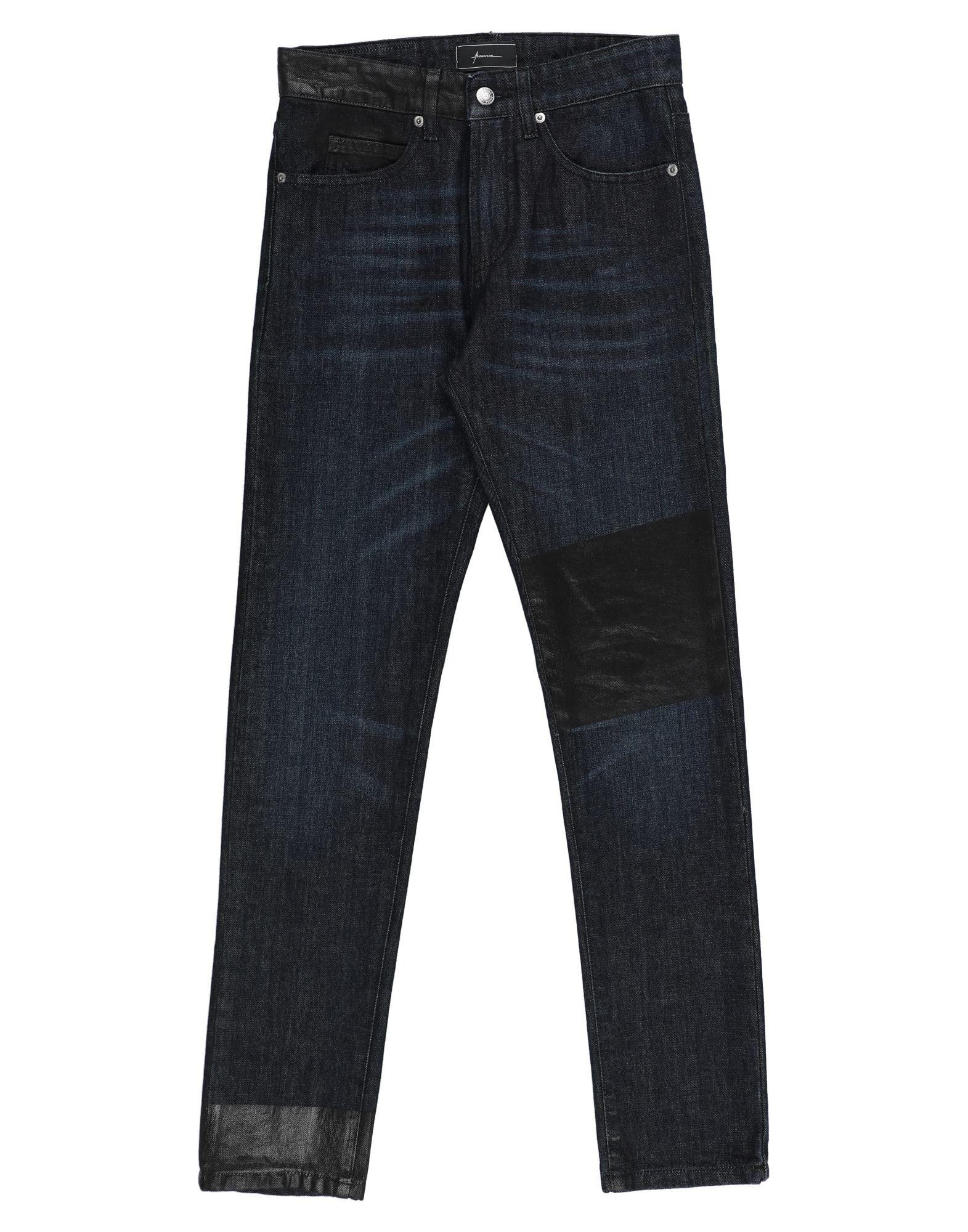 DANILO PAURA Джинсовые брюки