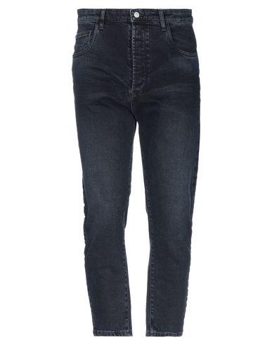Фото - Джинсовые брюки от OFFICINA 36 синего цвета
