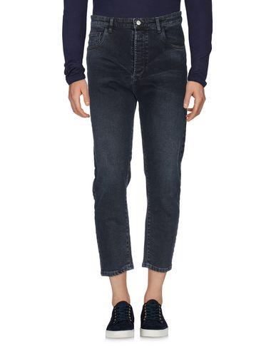 Фото 2 - Джинсовые брюки от OFFICINA 36 синего цвета