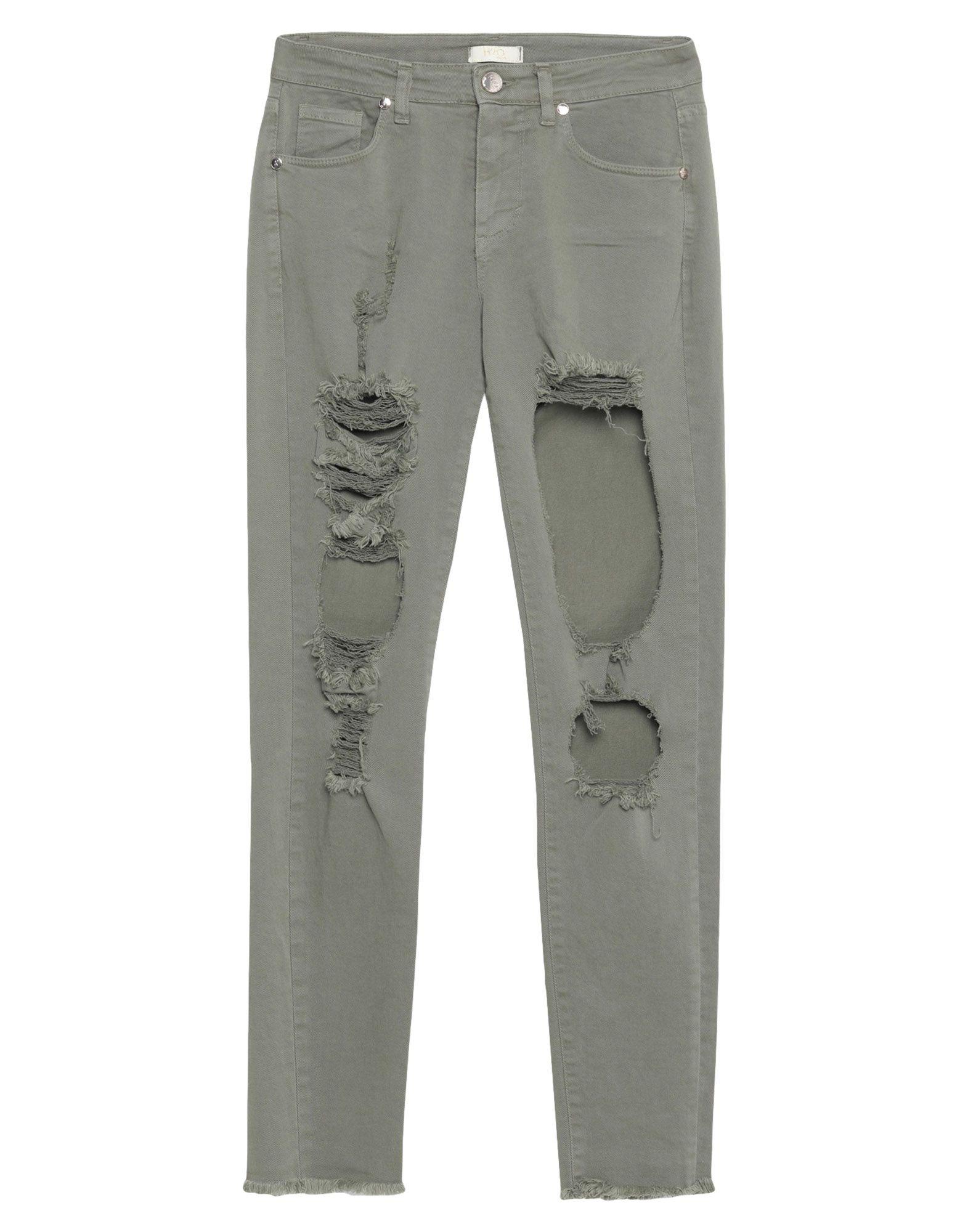 цена на H2O ITALIA Джинсовые брюки