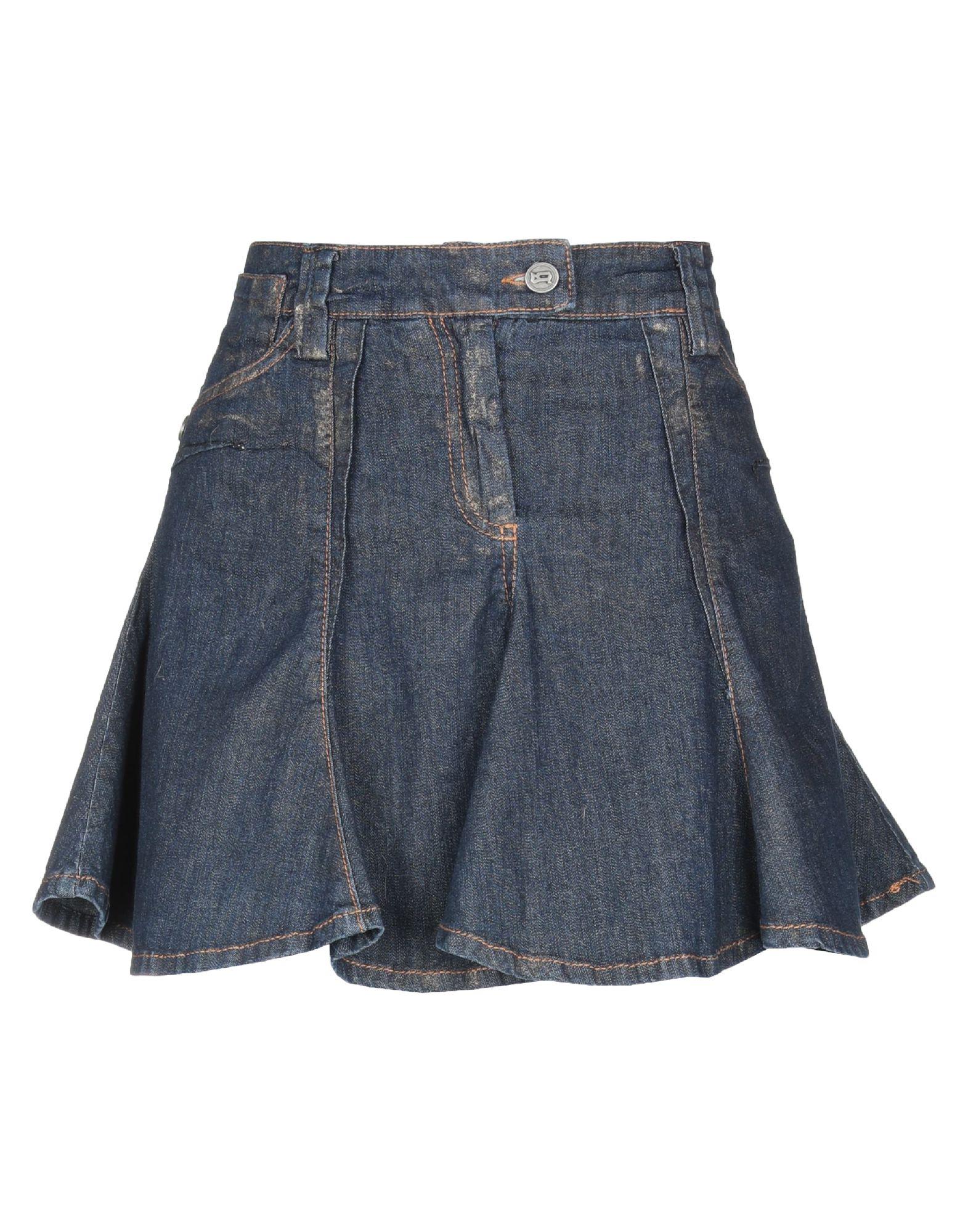 GALLIANO Джинсовая юбка юбка джинсовая nice