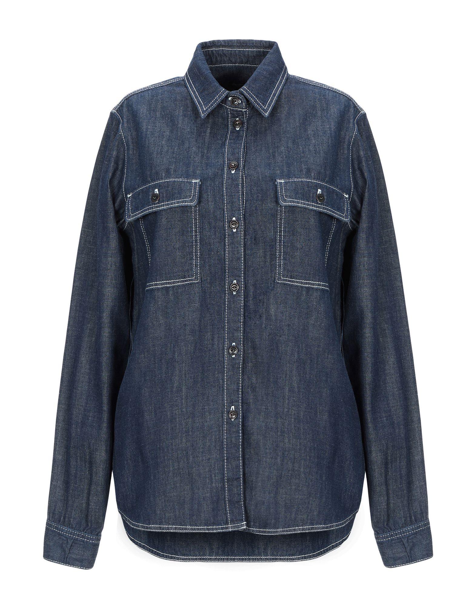 купить PEPE JEANS Джинсовая рубашка по цене 4350 рублей