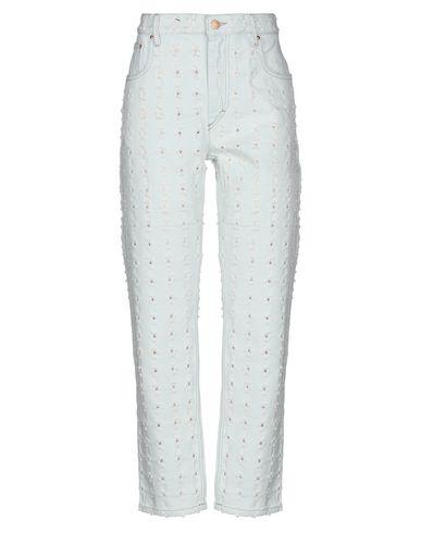 Фото - Джинсовые брюки от ISABEL MARANT ÉTOILE синего цвета