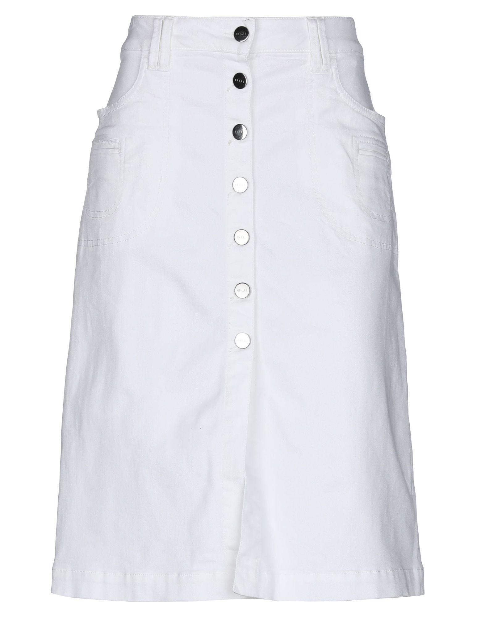 BARBARA BUI Джинсовая юбка