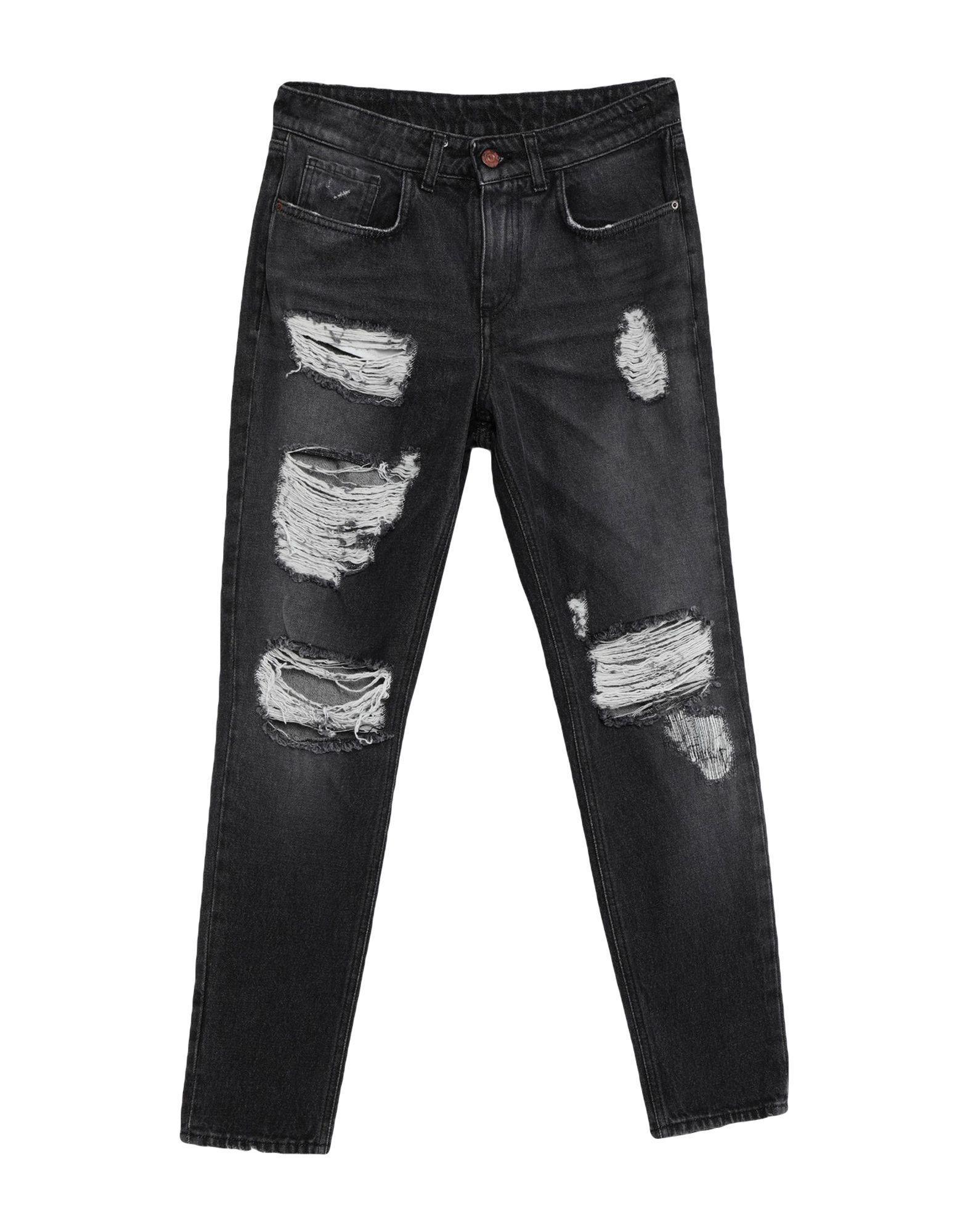 DERRIÉRE Джинсовые брюки цена 2017