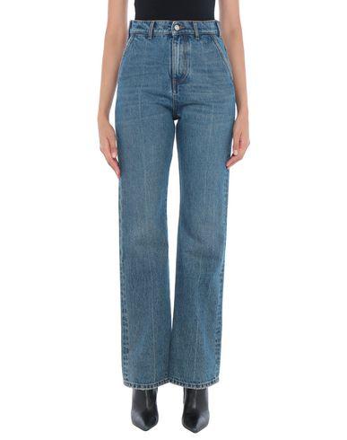 Купить Джинсовые брюки от MSGM синего цвета