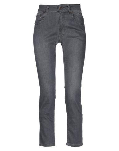 Купить Джинсовые брюки от 6397 серого цвета
