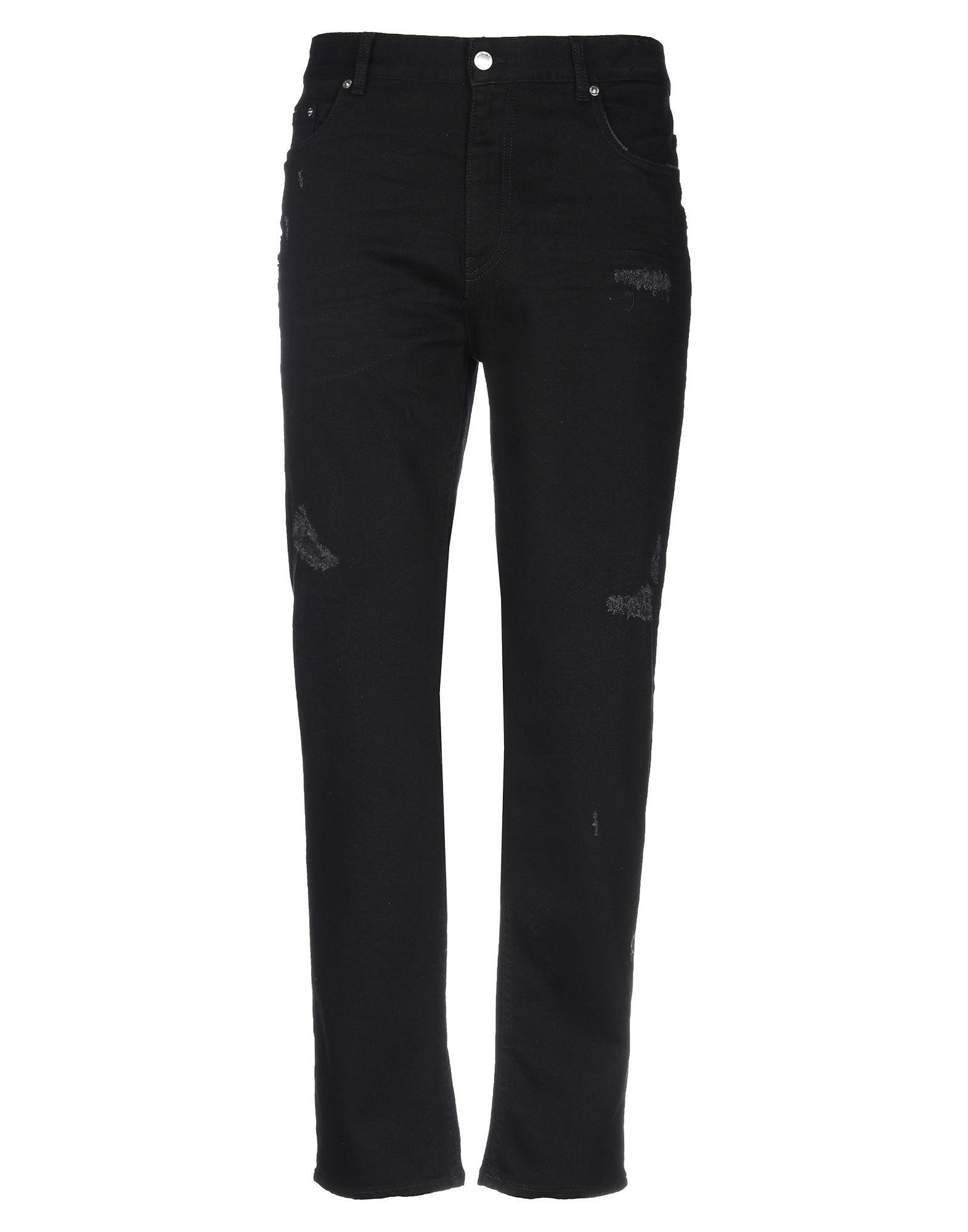 LOVE MOSCHINO Джинсовые брюки цена 2017