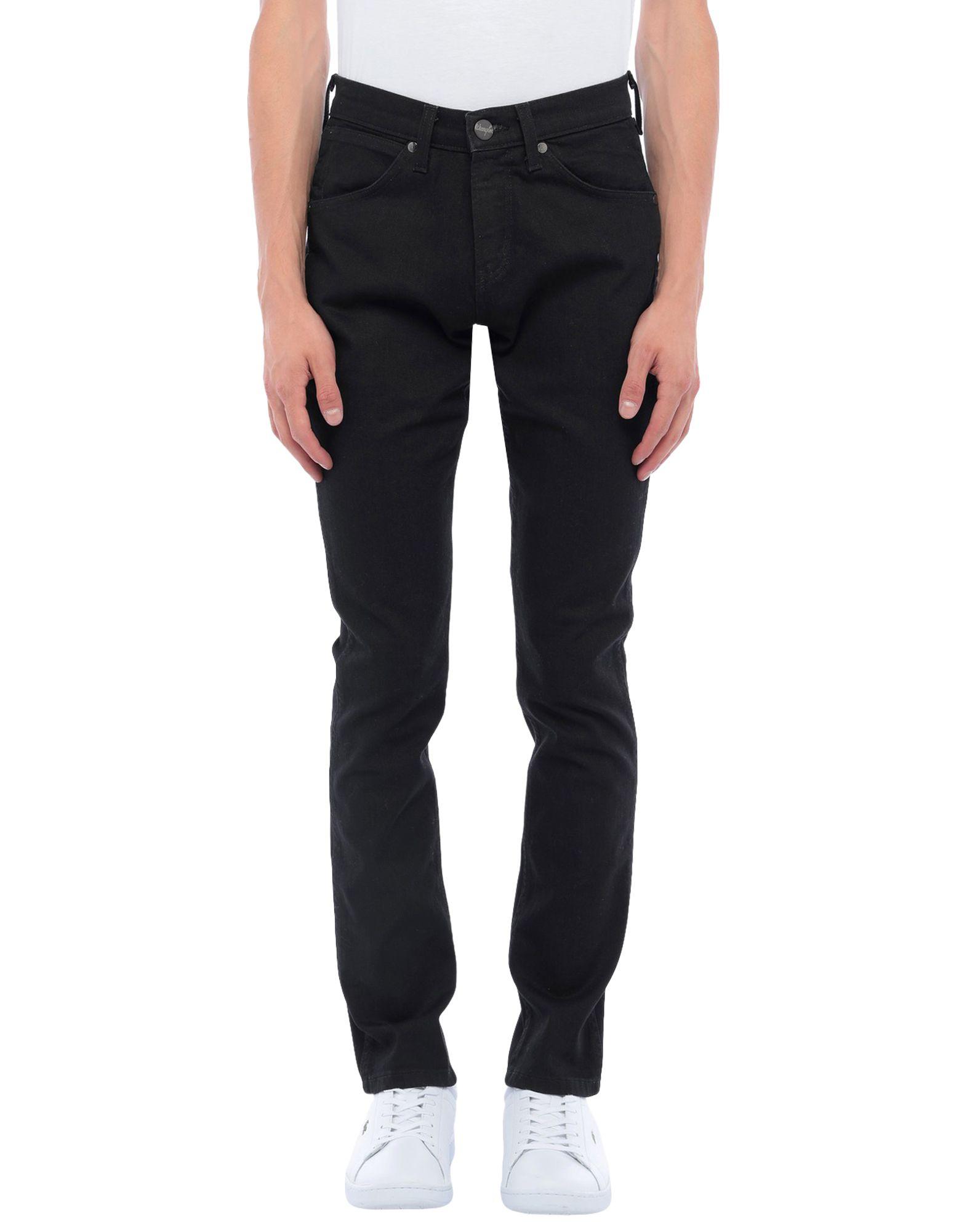 купить WRANGLER Джинсовые брюки по цене 3500 рублей